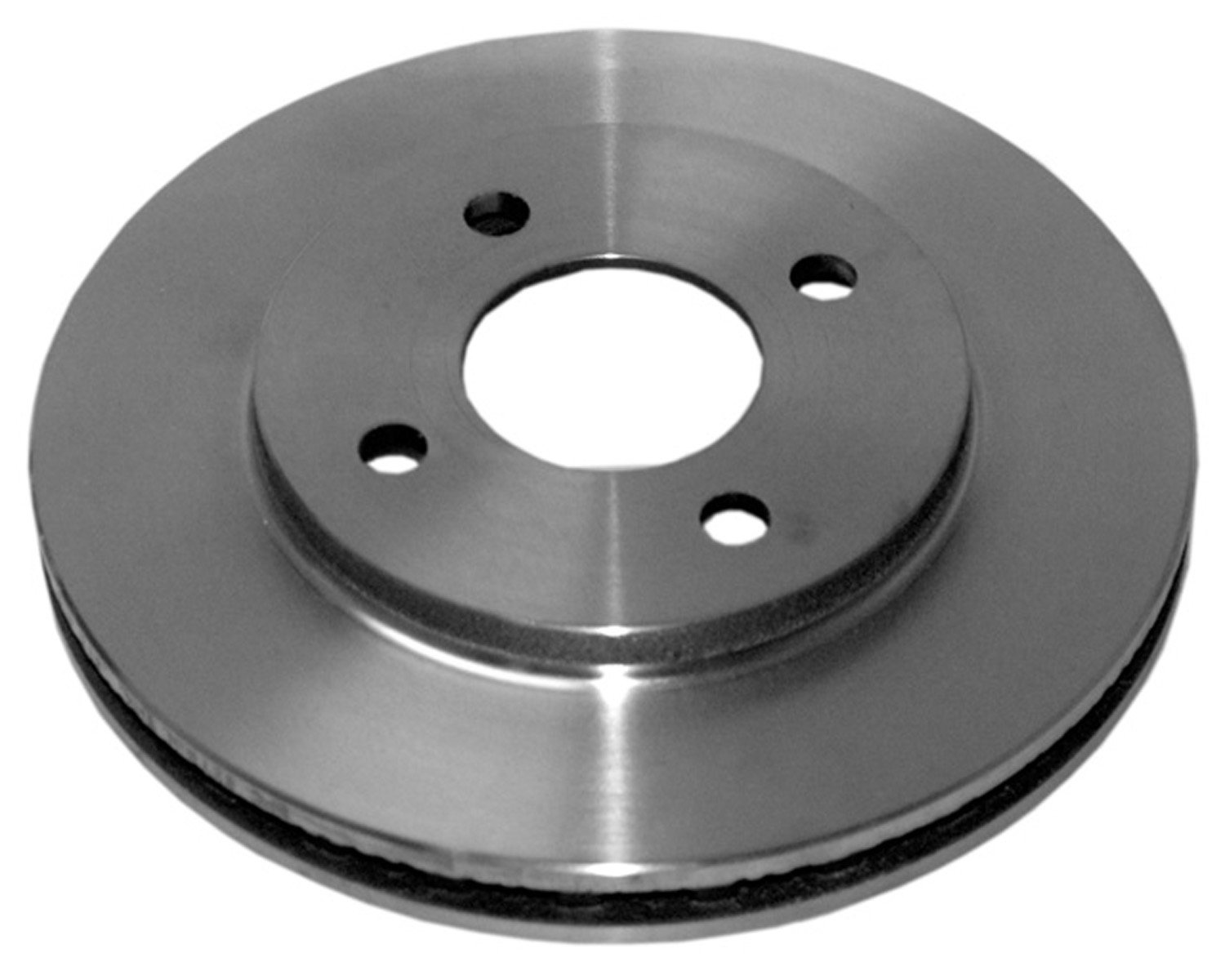 ACDelco 18A156 Professional Front Disc Brake Rotor Assembly