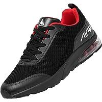 Mishansha Transpirable Hombre Mujer Zapatillas de Deportivas Ligeras Colchón de Aire Zapatos para Correr Cómoda Sneakers