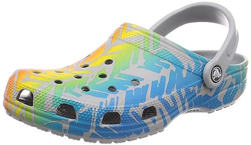 64d0a2279 Crocs Unisex Adult Classic Clogs  Amazon.co.uk  Shoes   Bags
