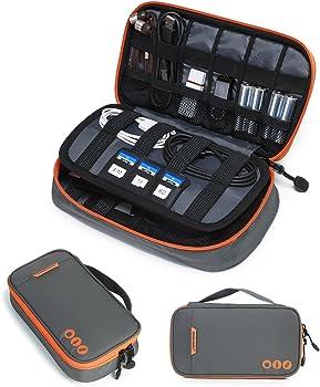 BAGSMART Travel Electronic Accessories Portable Case