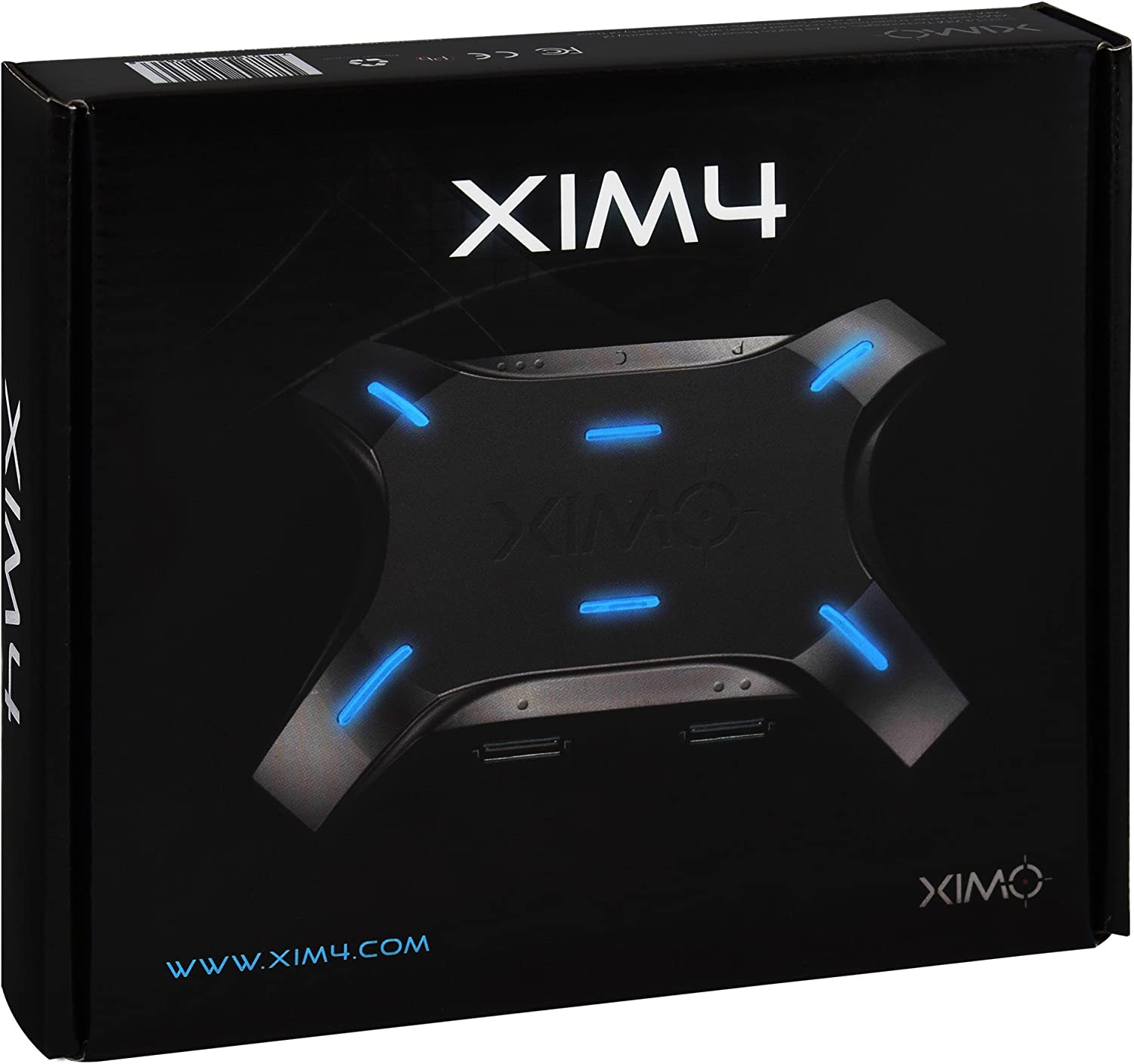 Amazon com: Xim 4 Keyboard and Mouse Adapter for PS4, Xbox