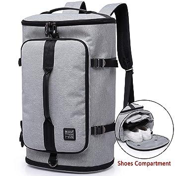 Amazon.com: Mochila para portátil de viaje, bolsa para ...