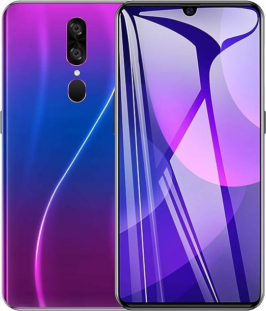 YXYNB Teléfonos Móviles Liberados, CUBOT J7 Smartphone ...