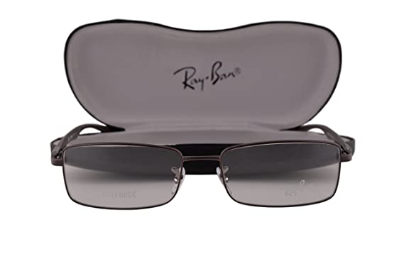 Amazon.com: Ray Ban RX6286 Eyeglasses 54 – 17 – 140 oscuro ...