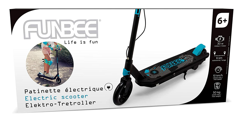 Blu Funbee OFUN400/Monopattino Elettrico Unisex adulto
