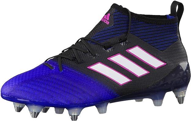 adidas Ace 17.1 Primeknit SG, pour Les Chaussures de Formation de Football Homme