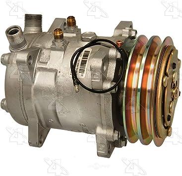 A//C Compressor-New Compressor 4 Seasons 58567