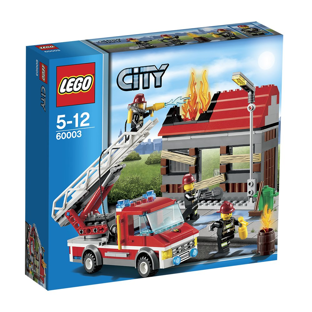 Top 9 Best LEGO Fire Station Sets Reviews in 2020 8