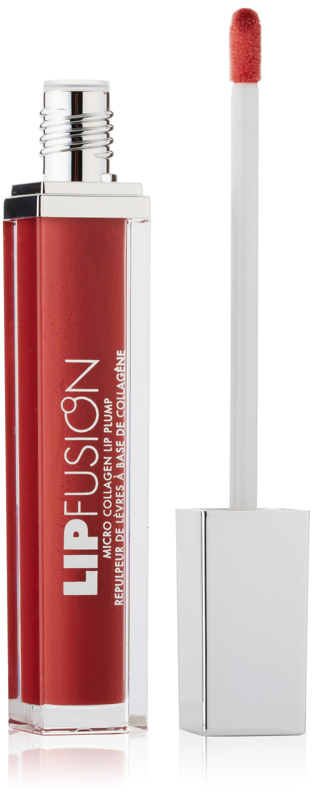FusionBeauty LipFusion Micro-Injected Collagen Lip Plump Color Shine, Bloom