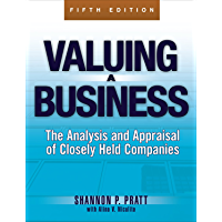Valuing a Business, 5th Edition: The Analysis and Appraisal of Closely Held Companies (McGraw-Hill Library of Investment and Finance)