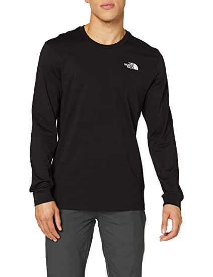 THE NORTH FACE Damen T Shirt Simple Dome T Shirt LS: Amazon