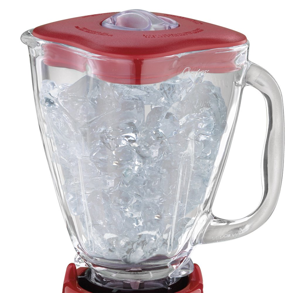 Amazon.com: Oster 6831 10 Speed 5-Cup Blender, Red: Electric ...