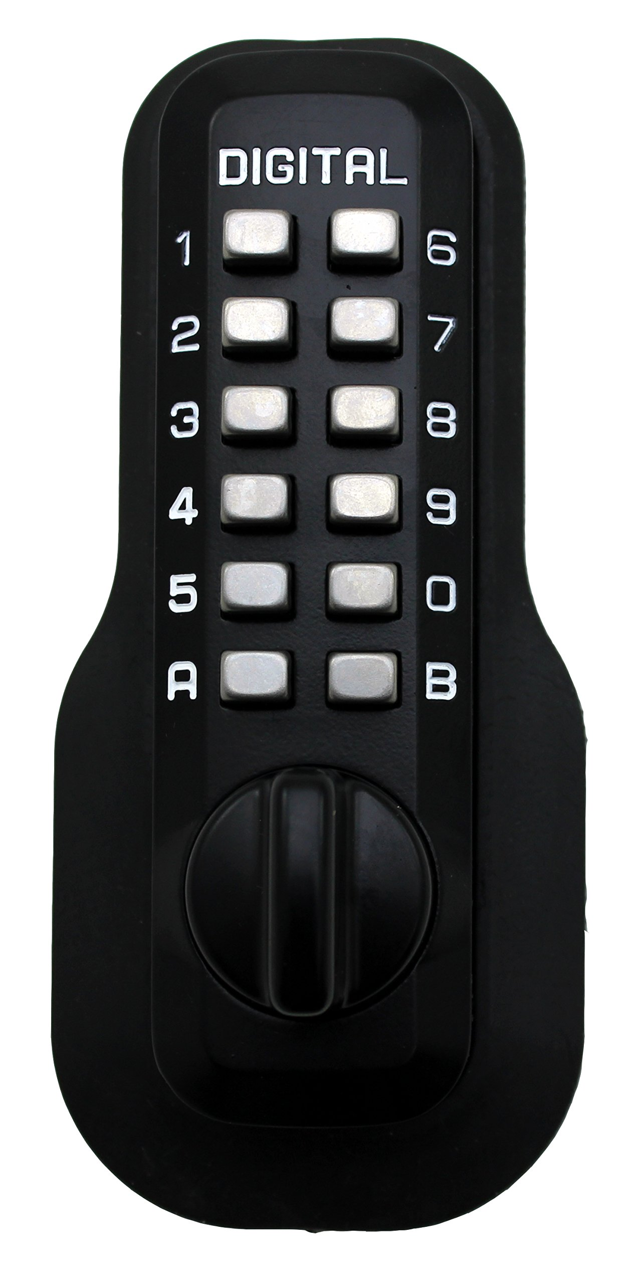 M210JBDC Mechanical, Keyless Deadbolt by Lockey USA