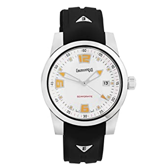 Eberhard & Co. Scafomatic Mens Automatic Swiss Made Watch 42mm 41026.3 ...