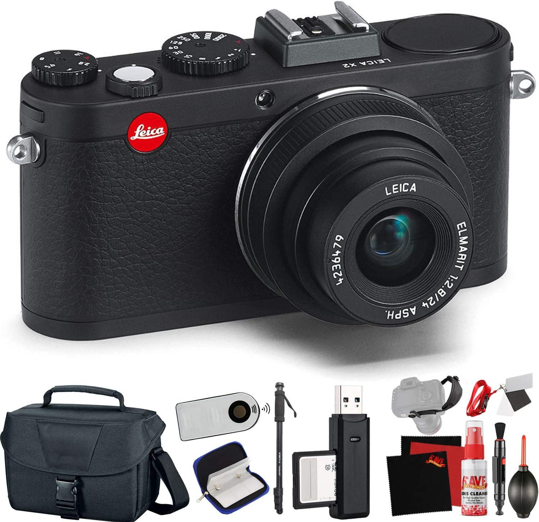 Leica X2 Digitalkamera Mit Elmarit 24 Mm F Kamera