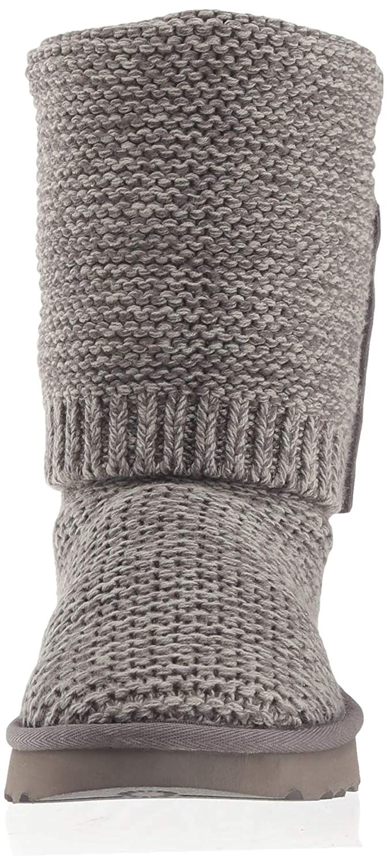 806dbd55bd2 UGG Women's W PURL Cardy Knit Fashion Boot