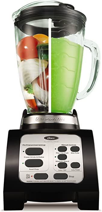 The Best Oster Pre Programmed Blender