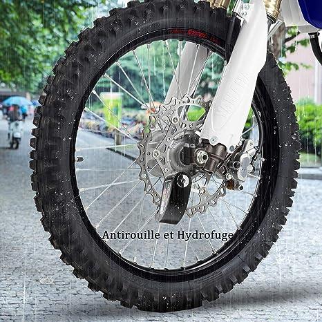 CENXINY - Bloque de Disco antirrobo de 6 mm, Alarma para Moto con ...