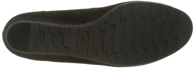 Gabor Schuhes 52.6 Damen Geschlossene Pumps Schwarz (Schwarz) (Schwarz (Schwarz) Schwarz 67) 67c1e4