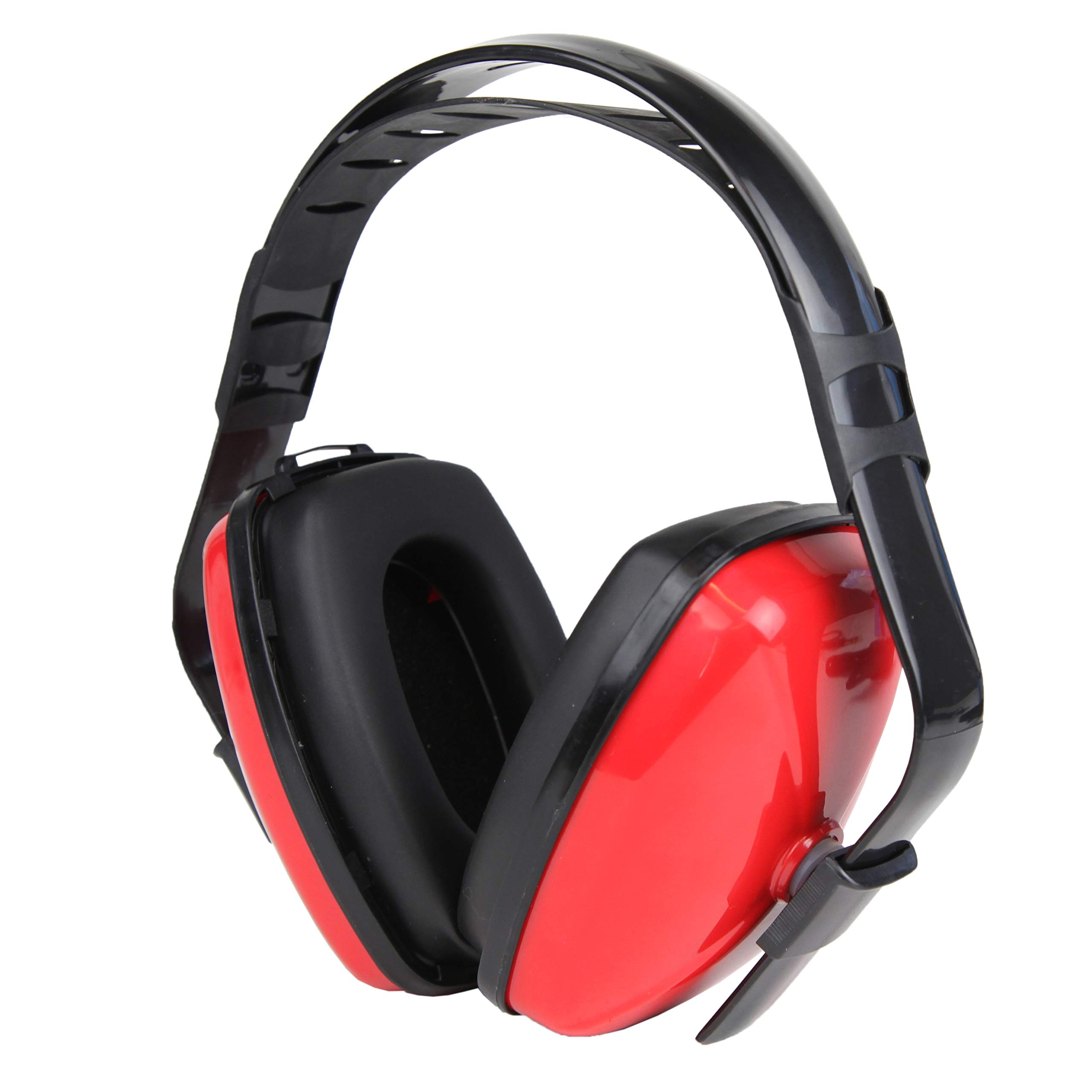 20 Pack - Cyber Acoustic Professional Safety Lightweight Ear Muffs for Hearing Protection and Noise Reduction (ACS-310)