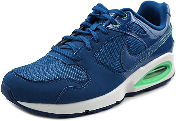 Nike Air Max Coliseum Racer Women US 9 Blue Sneakers, GRN