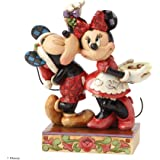 Disney Traditions Mickey and Minnie Mouse Figurine