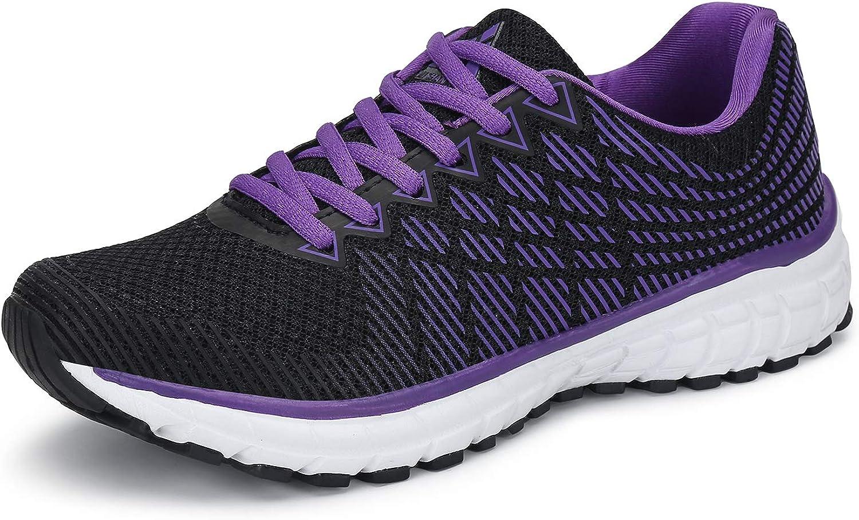 Mishansha Men s Women s Athletic Running Shoes Road Walking Training Gym