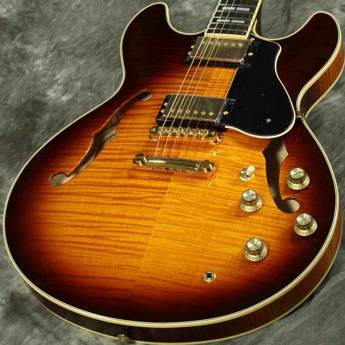 予約販売 ヤマハ SA-2200 エレキギター セミアコースティックギター VS SA-2200 VS ヤマハ B003XNHV8A バイオリンサンバースト(VS), キンカイチョウ:b34d4189 --- xn--paiius-k2a.lt