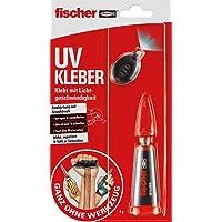 Fischer 545866UV, 1x Doble aushärtendes pegamento Sistema, 4G