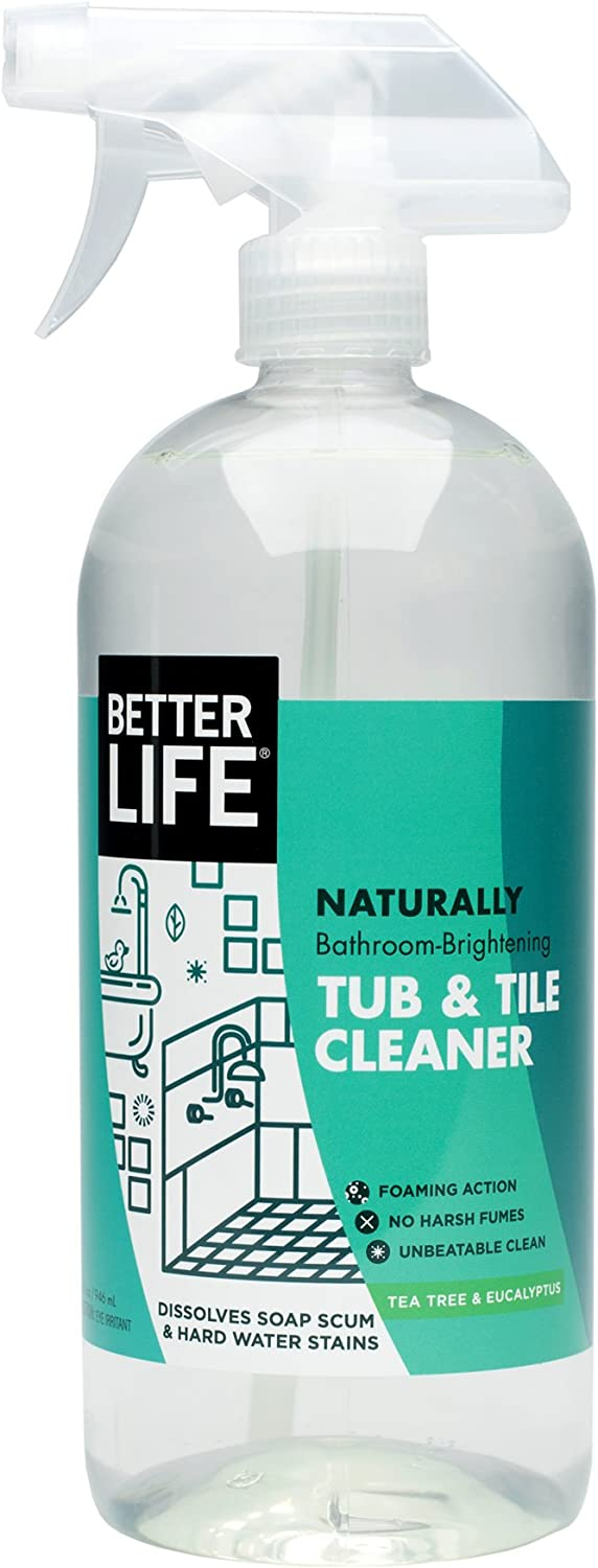 Better Life Natural Floor Cleaner