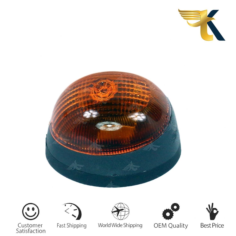 Enva /& Fuorigioco lato sinistro lato luce di indicatore laterale lampada con lampadina