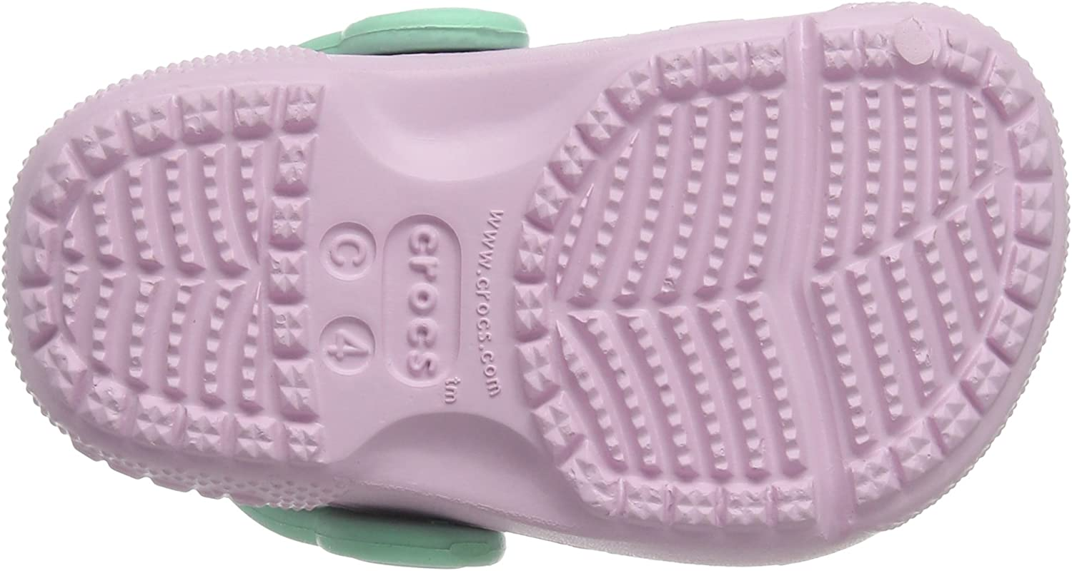 Sparkle Girls Unicorn Crocs Kids' Clog 5RjL43Aq