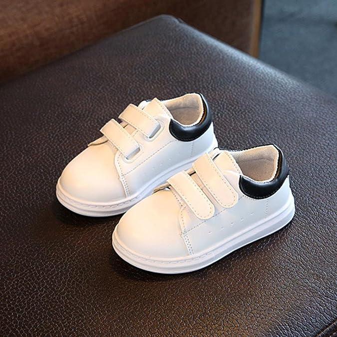 Scarpe bambino, Beauty Top Ragazzo Ragazza Scarpe Bambino piccolo Scarpe da Corsa Leggera in Atletico Sneaker (EU 25,
