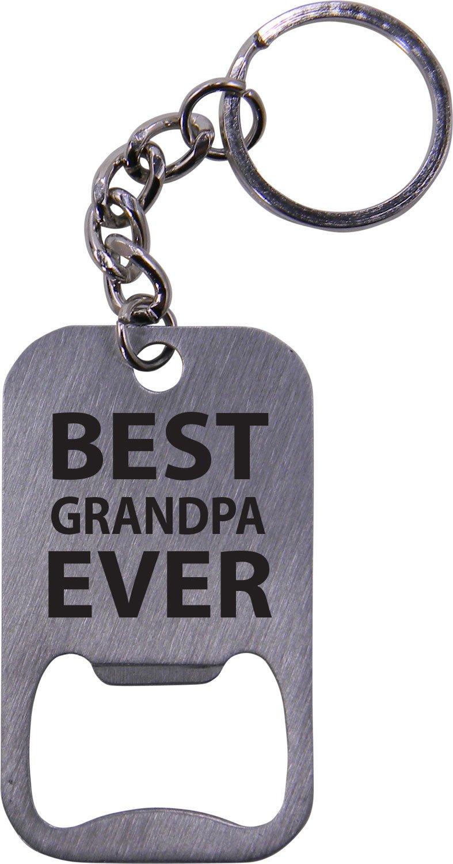 Mejor abuelo nunca abrebotellas llavero - gran regalo para ...