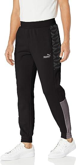 PUMA - Pantalones de chándal para Hombre con Logo: Amazon.es: Ropa ...