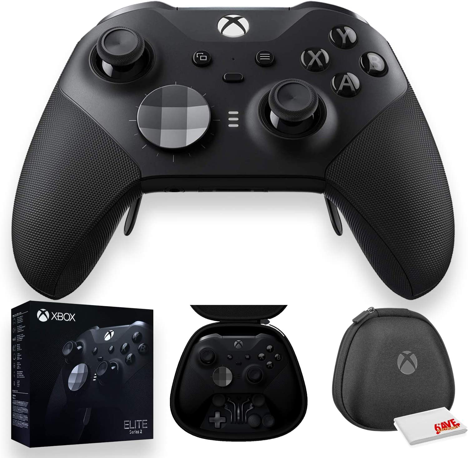 Microsoft Elite Series 2 Controlador, Paquete de Inicio: Amazon.es: Electrónica
