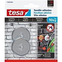 TESA 77909-00001-00 Tornillo adhesivo redondo para ladrillo