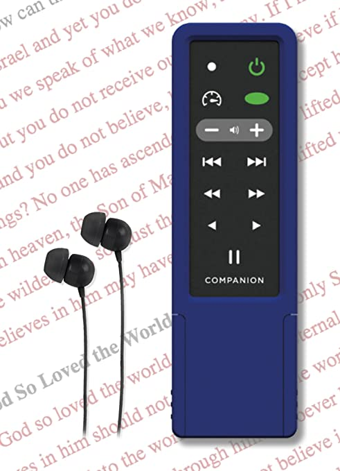 ESV Audio Bible Player - MegaVoice Companion