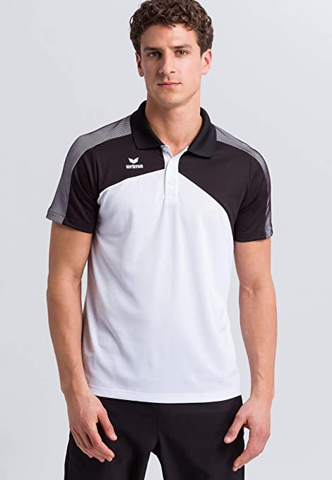 Erima GmbH Premium One 2.0 Polo de Tenis, Mujer: Amazon.es ...