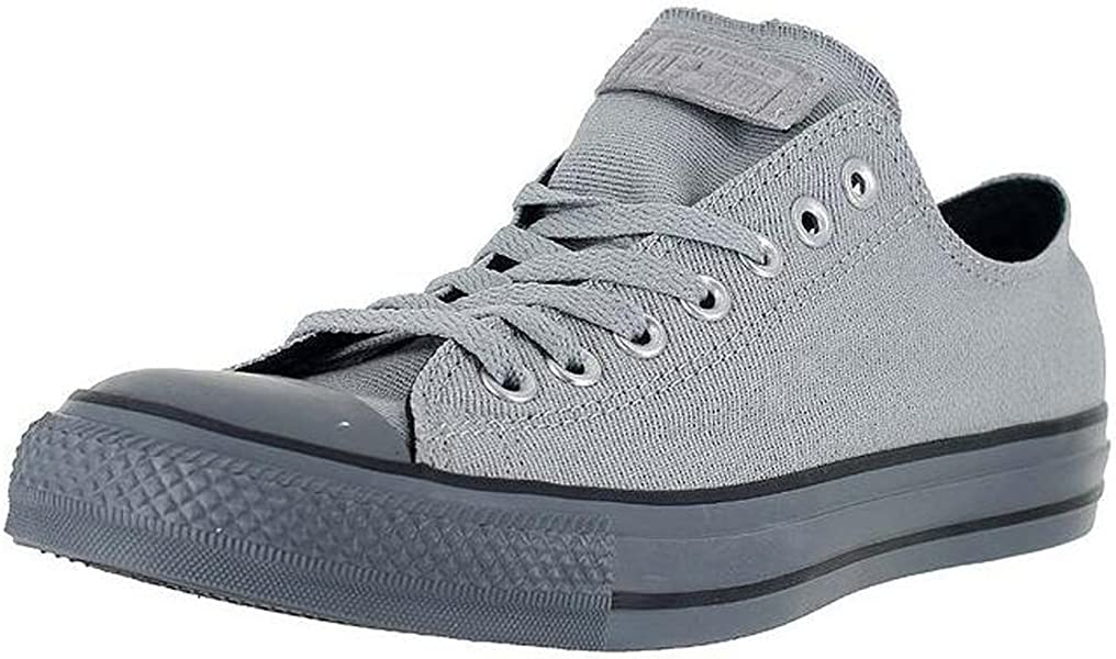 490071daaac4 Converse Unisex Chuck Taylor All Star Low Top Dolphin Thunder Sneakers -  9.5 D(
