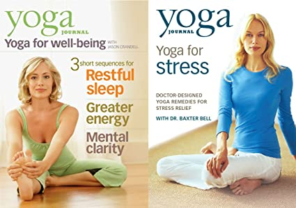 Amazon.com: Yoga Journal Wellness Pack (Yoga Well-Being/Yoga ...