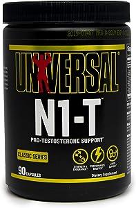 UniversalNutritionN1-TDietarySupplement,NaturalHormoneEnhancer,90Capsules