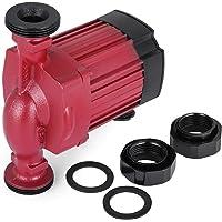 GIOEVO 5-22W Pompa Booster Pompa Circolazione Acqua 180mm / 7inch Pompa Booster Pressione Acqua Pompa Booster Sommergibile per Fontana da Giardino Fontana