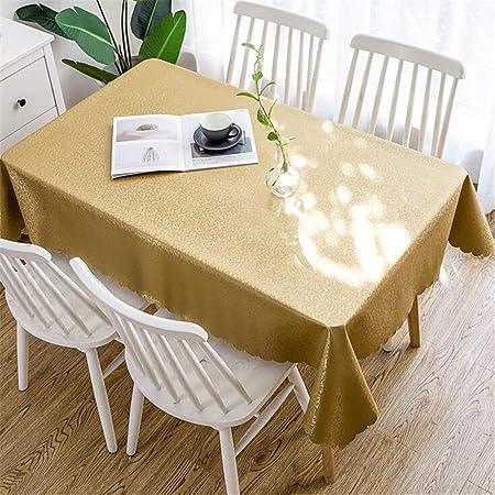 Mantel Mesa Rectangular para Comedor Cocina o Salón Efect ...