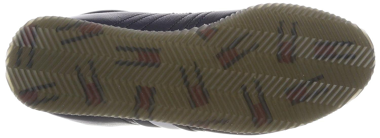Hilfiger Denim Damen Retro Flag Flag Flag Sneaker Blau (Midnight 403) a24a91