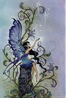 AMY BROWN-Calling The Storm-Licensed  POSTER-90cm x 60cm-Brand New-Fairies