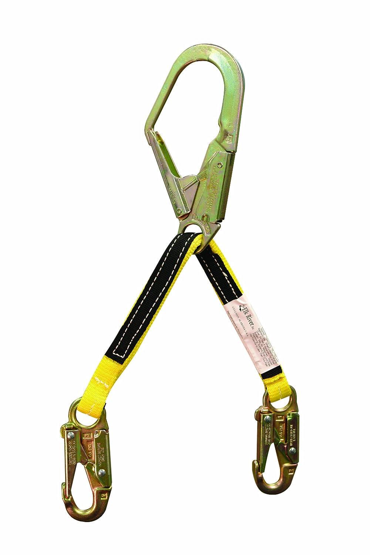 Elk River 84311 EZE-Man Nylon Rope Bag with Drawstring Closure, 12 Width x 32 Depth by Elk River B005FMPYXQ