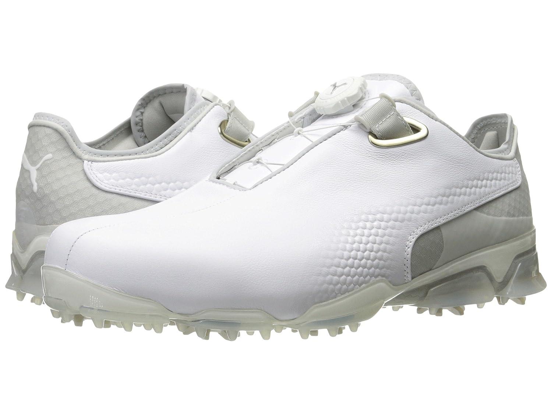 [プーマ] PUMA Golf メンズ TT Ignite Premium Disc スニーカー [並行輸入品] B07417D5MY