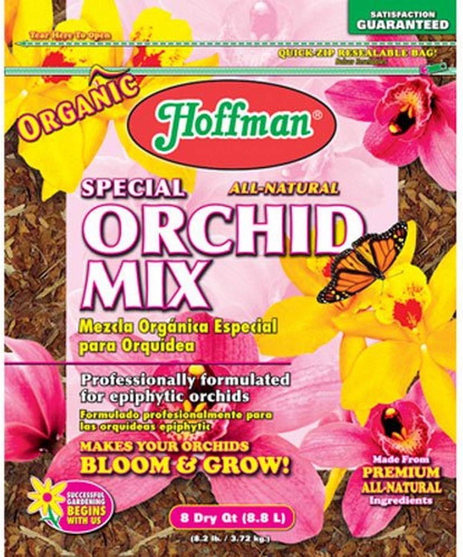 Hoffman 10808 Organic Special Orchid Mix, 8 Quarts