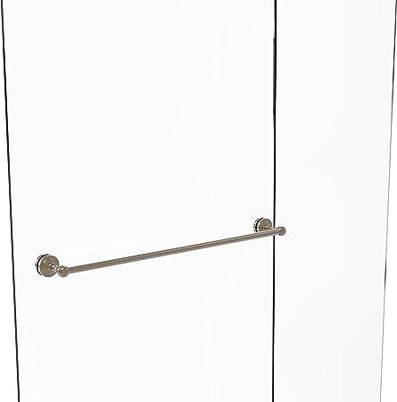 Allied Brass WP-41-SM-30-PEW Waverly Place Collection - Toallero para puerta de ducha, 76,2 cm, Peltre envejecido, 30